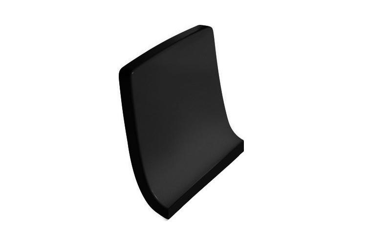 Спинка к сиденью для унитаза Roca Khroma 780165AF7T черный