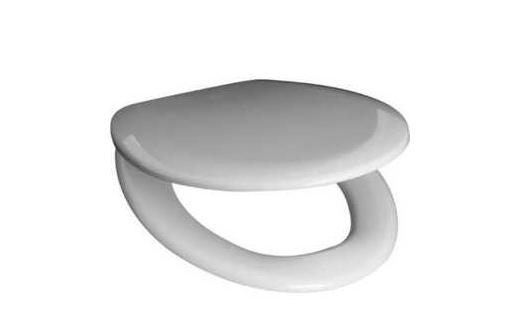 Сиденье для унитаза Roca Mateo ZRU9302822 с микролифтом