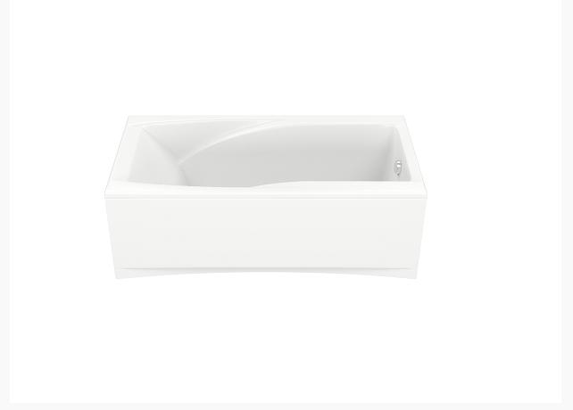 Акриловая ванна BAS Эвита New 180х85 без гидромассажа