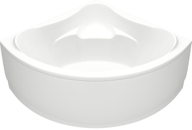 Акриловая ванна BAS Модена 150х150  без гидромассажа