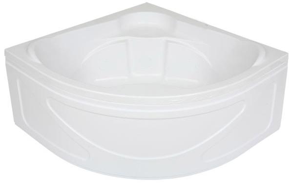 Акриловая ванна BAS  Хатива 143х143 без гидромассажа
