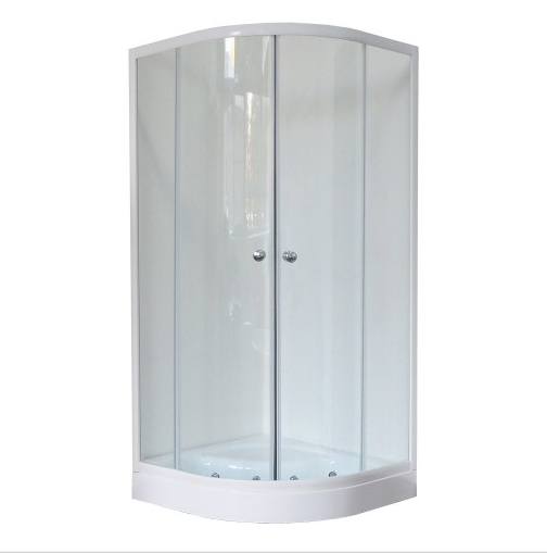 Душевой угол Royal Bath RB 100HК-T 100x100 стекло прозрачное