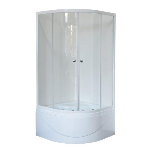 Душевой угол Royal Bath RB 90ВК-T 90x90 стекло прозрачное