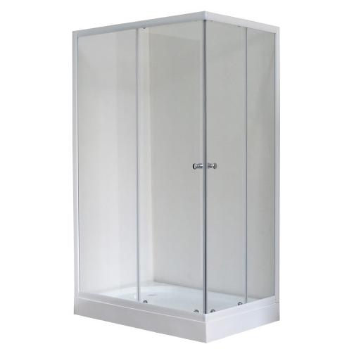 Душевой угол Royal Bath RB 8120НР-Т 120x80 стекло прозрачное L/R