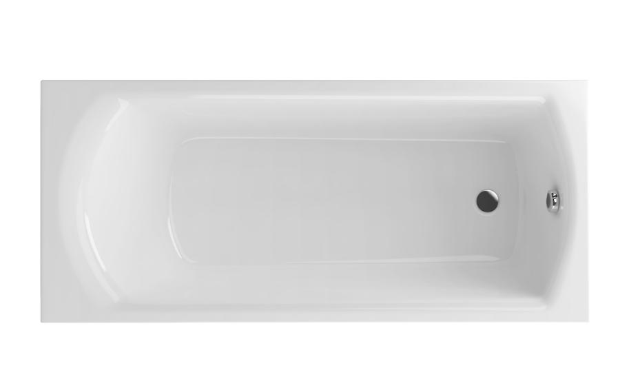 Акриловая Ванна EXCELLENT Lamia 160x75