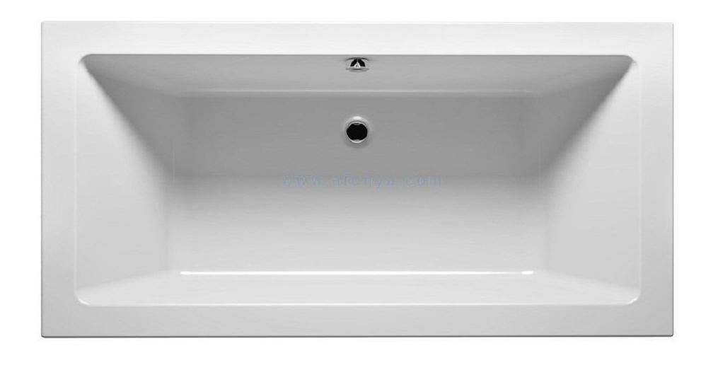 Ванна акриловая Riho Lugo Velvet 190x90