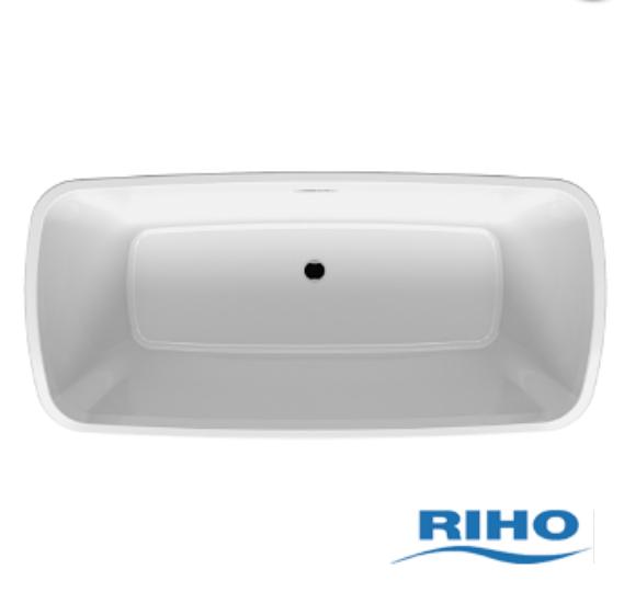 Ванна акриловая Riho Admire FS 180x84